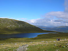 Lochan Meall an t-Suidhe